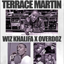 Terrace Martin ft. Wiz Khalifa &amp; Overdoz - Roll Up Artwork
