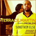 Terrace Martin ft. Problem - Something Else Artwork