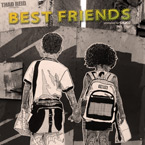 Thad Reid - Best Friends Artwork