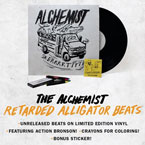 The Alchemist - Voodoo ft. Action Bronson Artwork