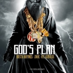 The Conglomerate - God's Plan ft. Busta Rhymes, J-Doe & O.T. Genasis Artwork