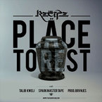The Recipe - Place To Rest ft. Talib Kweli & Spark Master Tape Artwork