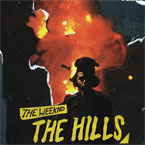 The Weeknd - The Hills Artwork