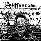 The Antiheroes ft. Rich Kidd - Cloud 9 Artwork
