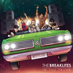 The Breaklites - In the Trunk Artwork