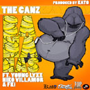 The Canz ft. Young Lyxx, Niko Villamor & FKi - Bananas Artwork