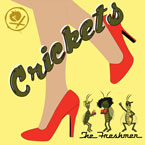 The Freshmen ft. Allen I - Crickets Artwork