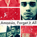 Amnesia, Forget It All Artwork