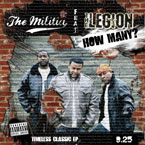 The Militia ft. The Legion - How Many Artwork