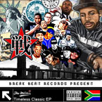 The Militia ft. Skyzoo & Rome Clientel - Timeless Classic Artwork