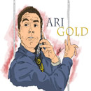 Ari Gold Artwork
