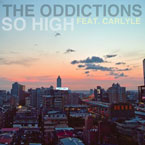 The Oddictions ft. Carlyle - So High Artwork