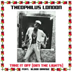 Theophilus London ft. Blood Orange - Take It Off (Dim The Lights) Artwork