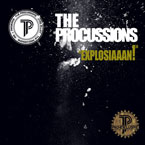 The Procussions - EXPLOSIAAAN! Artwork