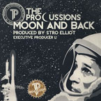 The Procussions - Moon and Back Artwork