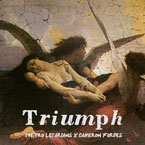 The Pro Letarians ft. Cameron Forbes - Triumph Artwork