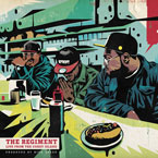 The Regiment ft. Guilty Simpson - Beef Artwork
