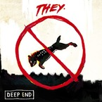 THEY. - Deep End Artwork