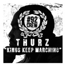 THURZ - Kings Keep Marching Artwork