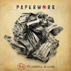 T.I. ft. Pharrell - Paperwork Artwork