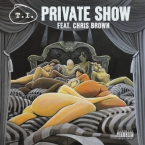T.I. - Private Show ft. Chris Brown Artwork