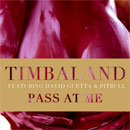 Timbaland ft. Pitbull & David Guetta - Pass at Me Artwork