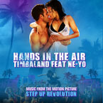 Timbaland ft. Ne-Yo - Hands in the Air Artwork