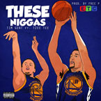 Tim Gent - These N*ggas ft. Tzee Tee Artwork