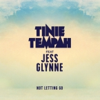 Tinie Tempah - Not Letting Go ft. Jess Glynne Artwork