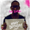 Tinie Tempah ft. Big Sean - Lucky C**t Artwork