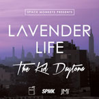 The Kid Daytona - Lavender Life Artwork
