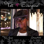 Tomi Jones - Tell Everyone Artwork