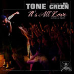 Tone ft. DJ Theory - It's All Love Artwork