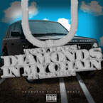 Tony Jones ft. Slim Thug - Diamonds In My Chain Artwork