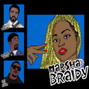 Tony Williams ft. Chip Tha Ripper & Fonzworth Bentley - Marsha Braidy Artwork