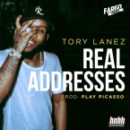 Tory Lanez - Real Addresses Artwork