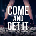 T-Pain ft. Ace Hood &amp; Busta Rhymes - Come and Get It Artwork