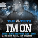 Trae The Truth ft. Lupe Fiasco, Big Boi, Wale, Wiz Khalifa &amp; MDMA - Im On Artwork