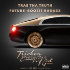 Trae Tha Truth - Tricken Every Car I Get ft. Future & Boosie BadAzz Artwork