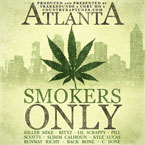 TrakkSounds x Cory Mo Present - Atlanta Smokers Only Artwork