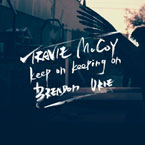 Travie McCoy ft. Brendon Urie - Keep On Keeping On Artwork