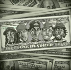 Travis Barker - 100 ft. Kid Ink, Ty Dolla $ign, IAMSU! & Tyga Artwork