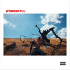 Travi$ Scott - Wonderful ft. The Weeknd Artwork