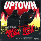 Travi$ Scott ft. A$AP Ferg - Uptown Artwork