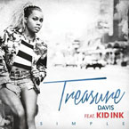 Treasure Davis ft. Kid Ink - Simple Artwork