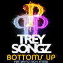 Trey Songz ft. Nicki Minaj - Bottoms Up Artwork