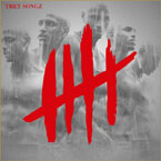 Trey Songz ft. Rick Ross - Don&#8217;t Be Scared Artwork
