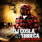 Tribeca x DJ Cosla - Battle Tested Artwork