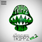 Trippz Michaud - Look What the Cat Dragged In Artwork
