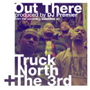 Truck North + The 3rd - Out There Artwork
